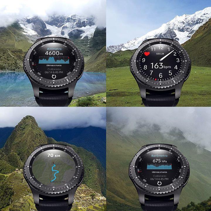 Mais que um teste de produto, uma prova de fogo. Esse foi o Extreme Unboxing e assim o Samsung #GearS3 se consagrou o smartwatch dos exploradores. 70km escalados, chegando à 4.600 metros de altitude. Assista tudo aqui: goo.gl/DHdYB1 #ExtremeUnboxing #ExplorePossibilidades