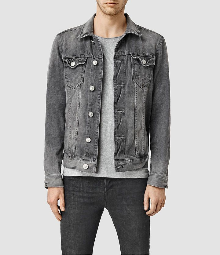 Garford Denim Jacket | Denim jackets and Man shop