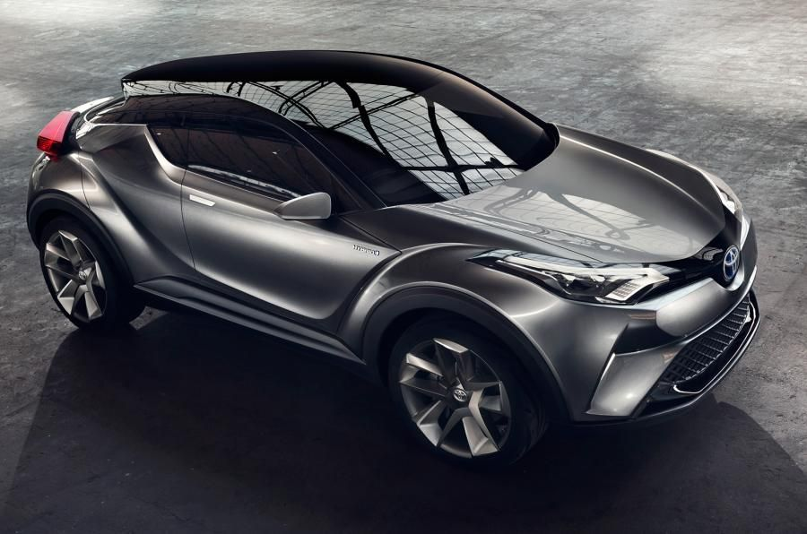new car release 2016 uk2016 Toyota CHR Concept Specs and Release Date  httpwww