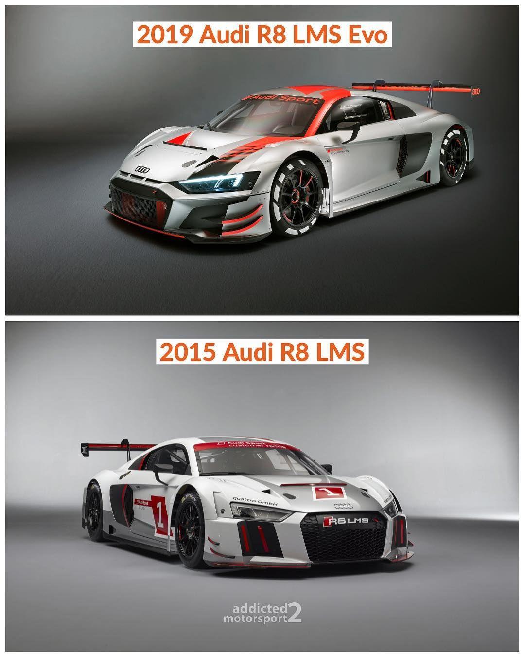 Bose 2019 Audi R8 Lms Evo Fotos Infos Hot Cars Audi R8 Audi