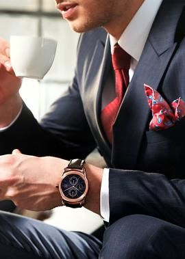 At least these companies are finally taking the hint from us that we want smart watches that look like...well...watches! ---  CNET: LG Watch Urbane -- Yes, Urbane -- Takes Android Wear Upscale