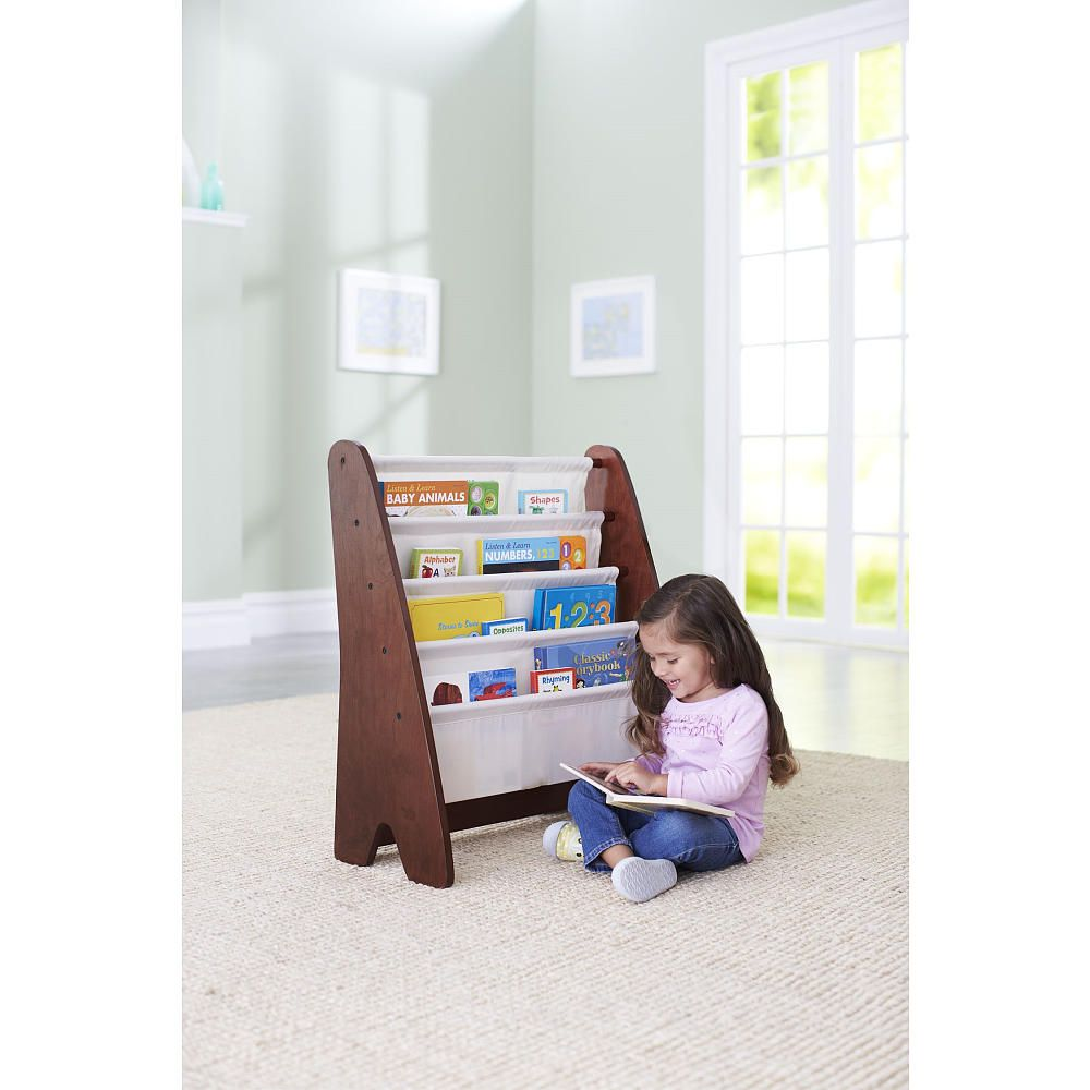Imaginarium Book Sling Library Espresso Book Sling Room Book Kids Room