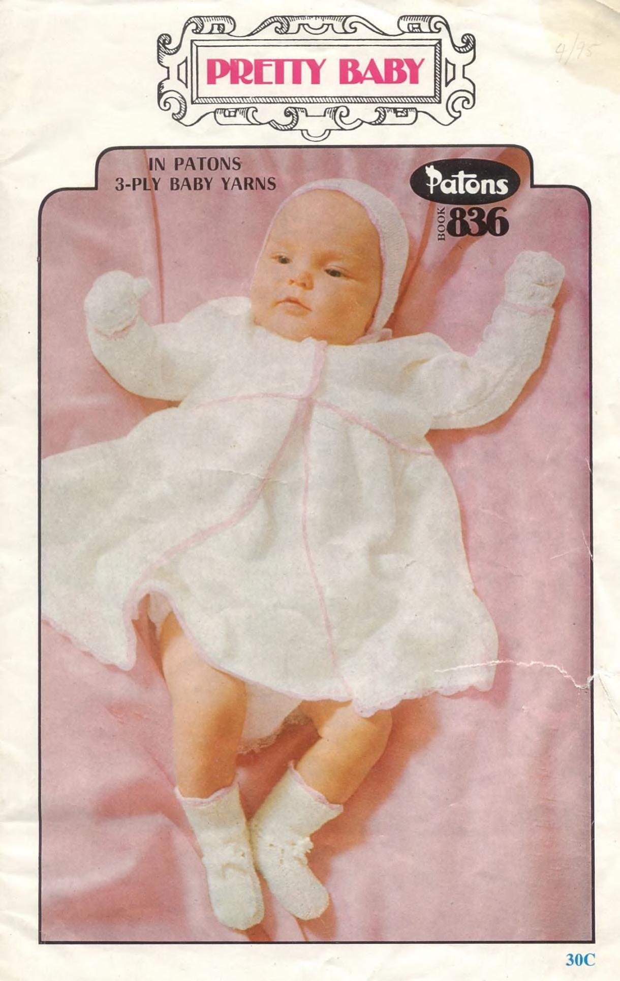 be2b49dbab08 Patons 836 Pretty Baby