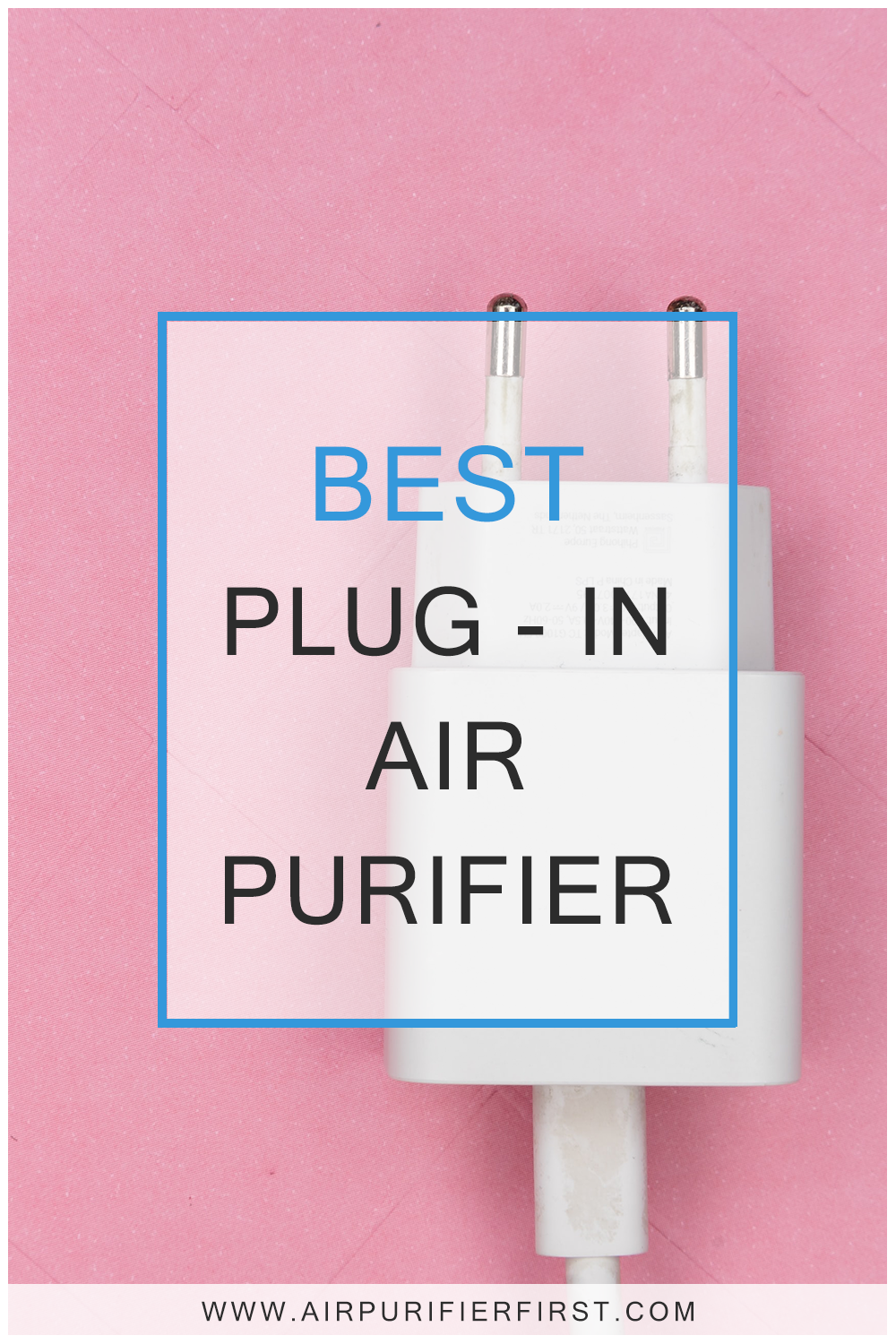 Best PlugIn Air Purifiers [2020 in 2020 Air purifier