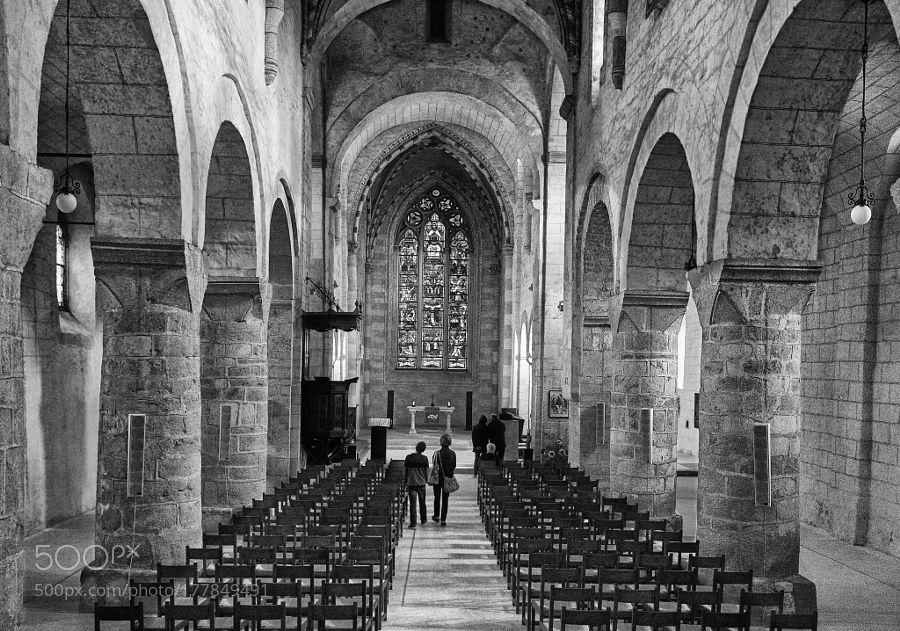 Abbatiale de Romainmôtier Switzerland by xpintado