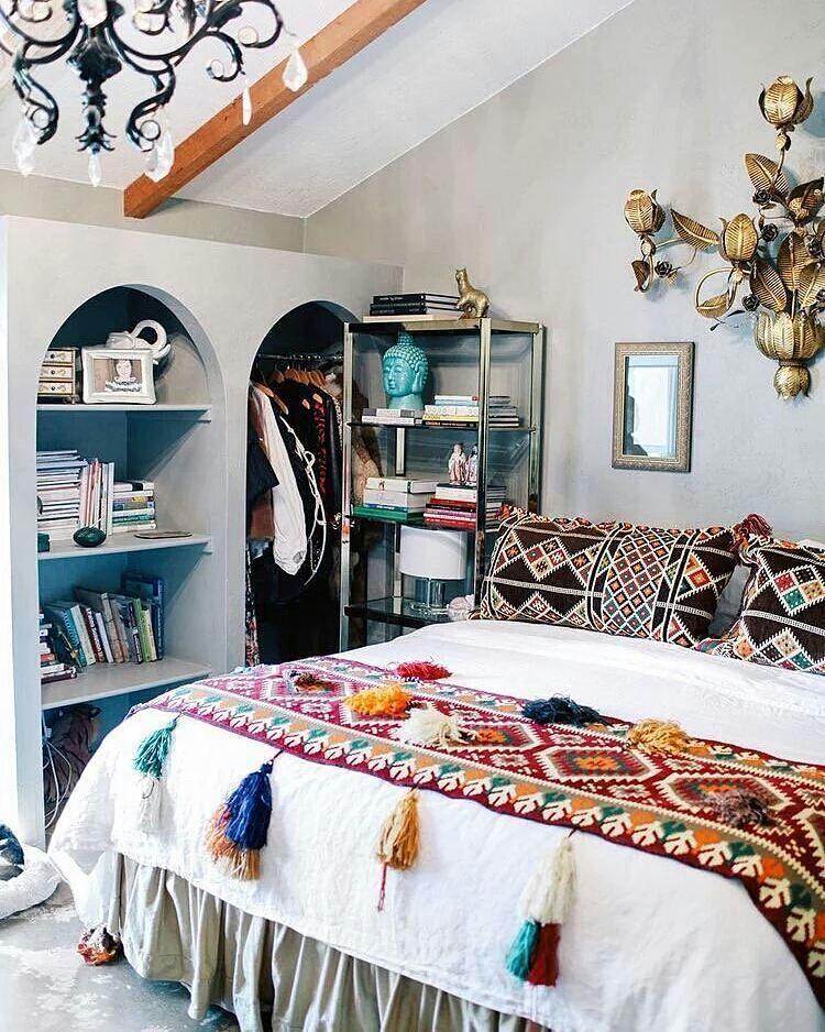 boho home bohemian life exotic