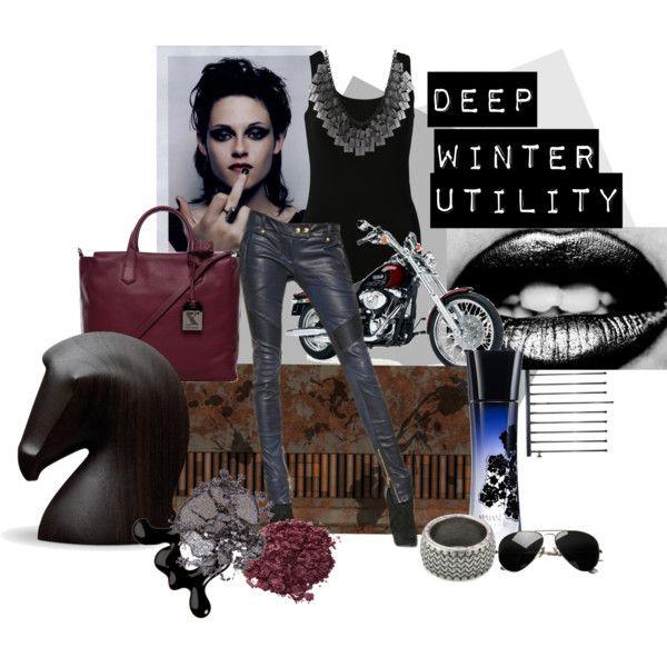 Deep Winter Utility