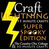 craft lightning super spooky edition button