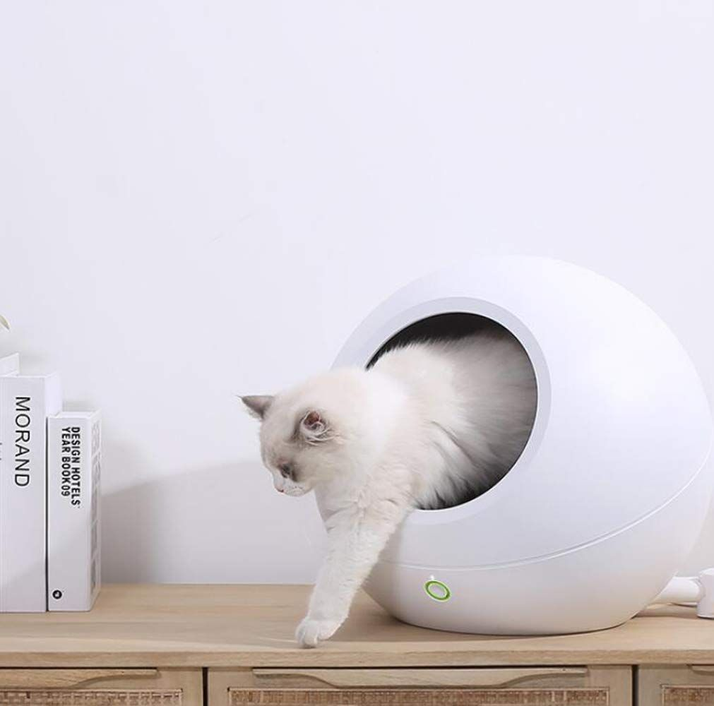 Yameijia Pet Smart Cold Warming Nest Cat Litter Air Conditioning
