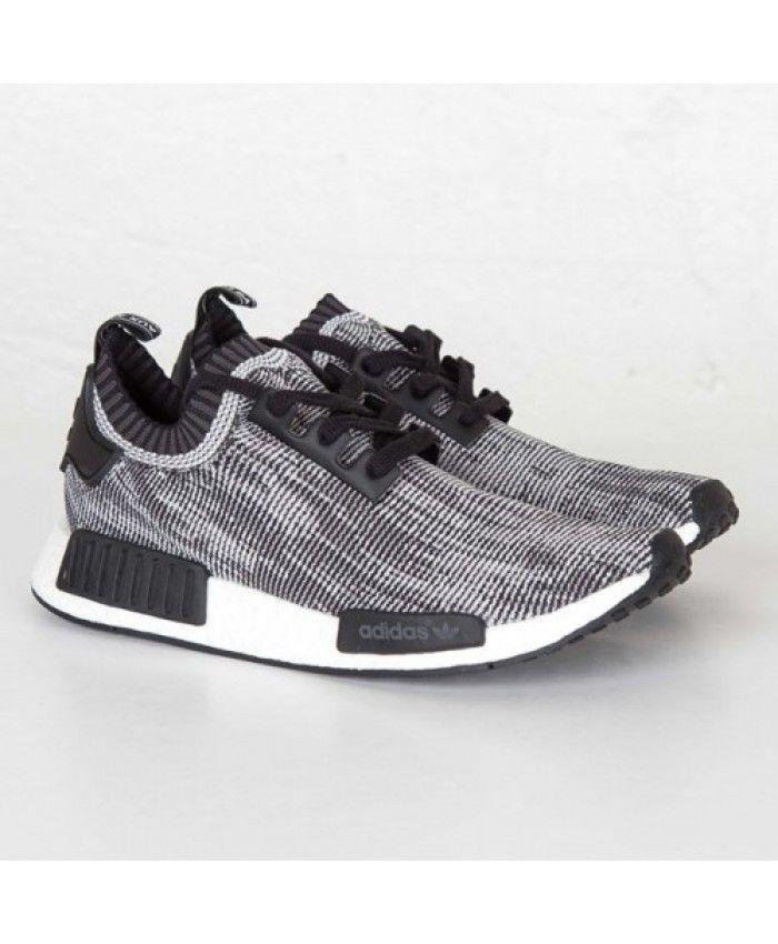 1e1fe4de8beff Adidas Cheap UK Sale Mens Womens NMD Runner PK Footwear Core Black White