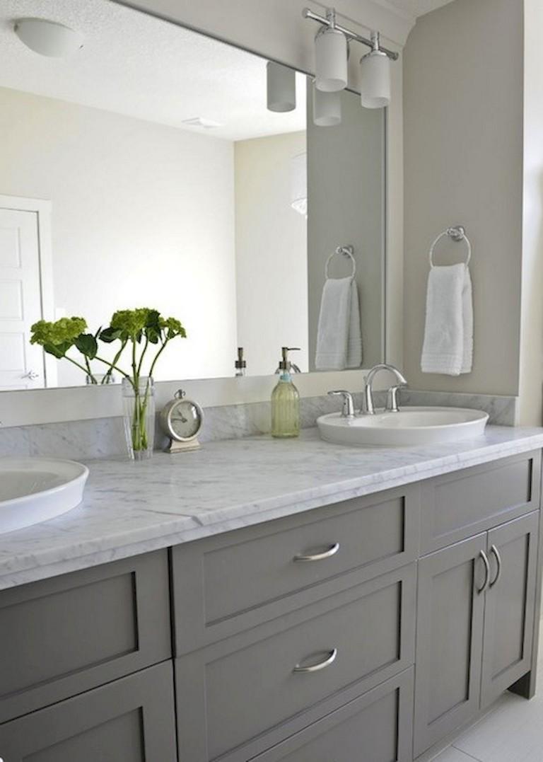 50 Smart Bathroom Cabinet Storage Organization Ideas Page 4 Of 55 Kitchen Cabinets In Bathroom Ikea Kitchen Cabinets Modern Master Bathroom