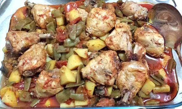 Photo of Chicken Stew Recipe