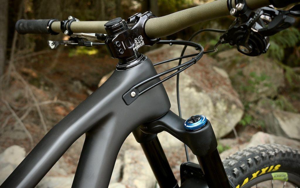 Forbidden Bike Company's High Pivot Trail Bike Crankworx