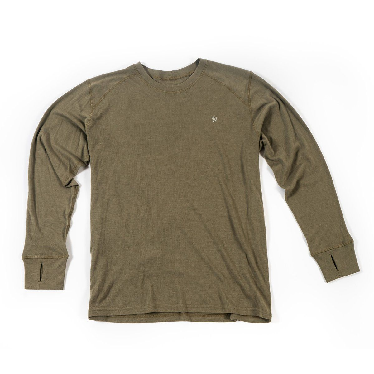 For Those Cool Early Morning Spring Turkey Hunts Layer This Merino Wool Base Layer With A Lightweight Or Midweight Win Long Sleeve Tshirt Men Mens Tops Shirts