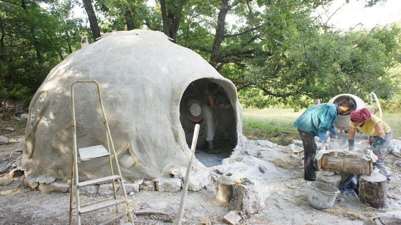 kerterre habitta écologique autoconstruction Maisons en terre - construire une maison ecologique