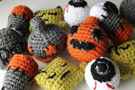 The Knitted Loop: Halloween Goulash