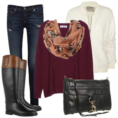 Fall Fashions by StyleZen.