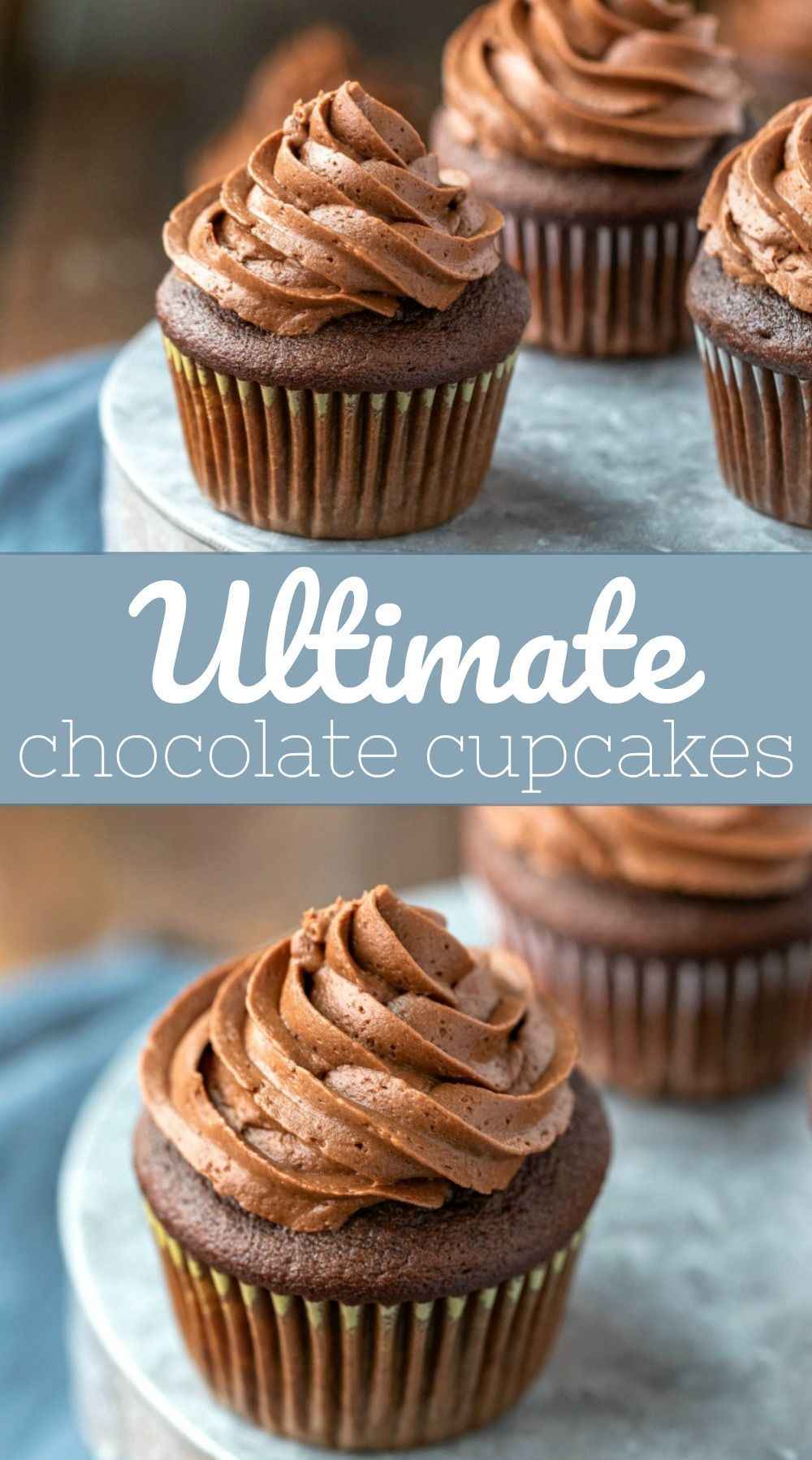 Easy Chocolate Cupcakes I Heart Eating Recipe Cupcake Recipes Chocolate Chocolate Cupcakes Easy Cupcake Recipes