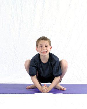 frog pose  yoga for kids  yoga for beginners yoga yoga
