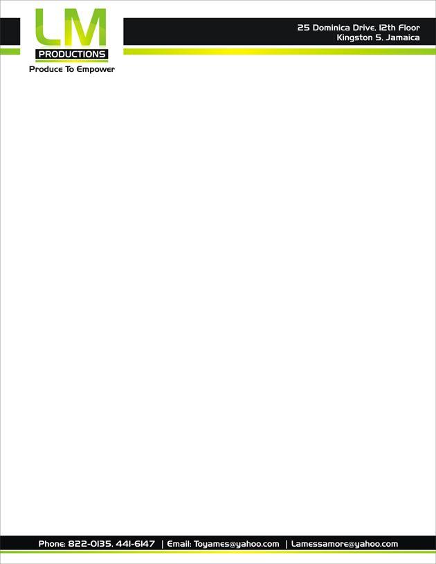 Letterhead Design Ideas 83 crazybeautiful letterhead logo designs Affordable Letterhead Design Services At Httpwwwkooldesignmakercomletter Head Design Letterhead Design Inspiration Pinterest Letterhead Design