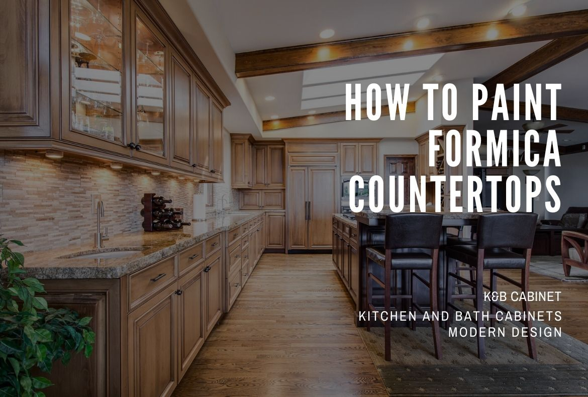 How To Paint Formica Countertops In 2020 Formica Countertops Painting Formica Painting Formica Countertops