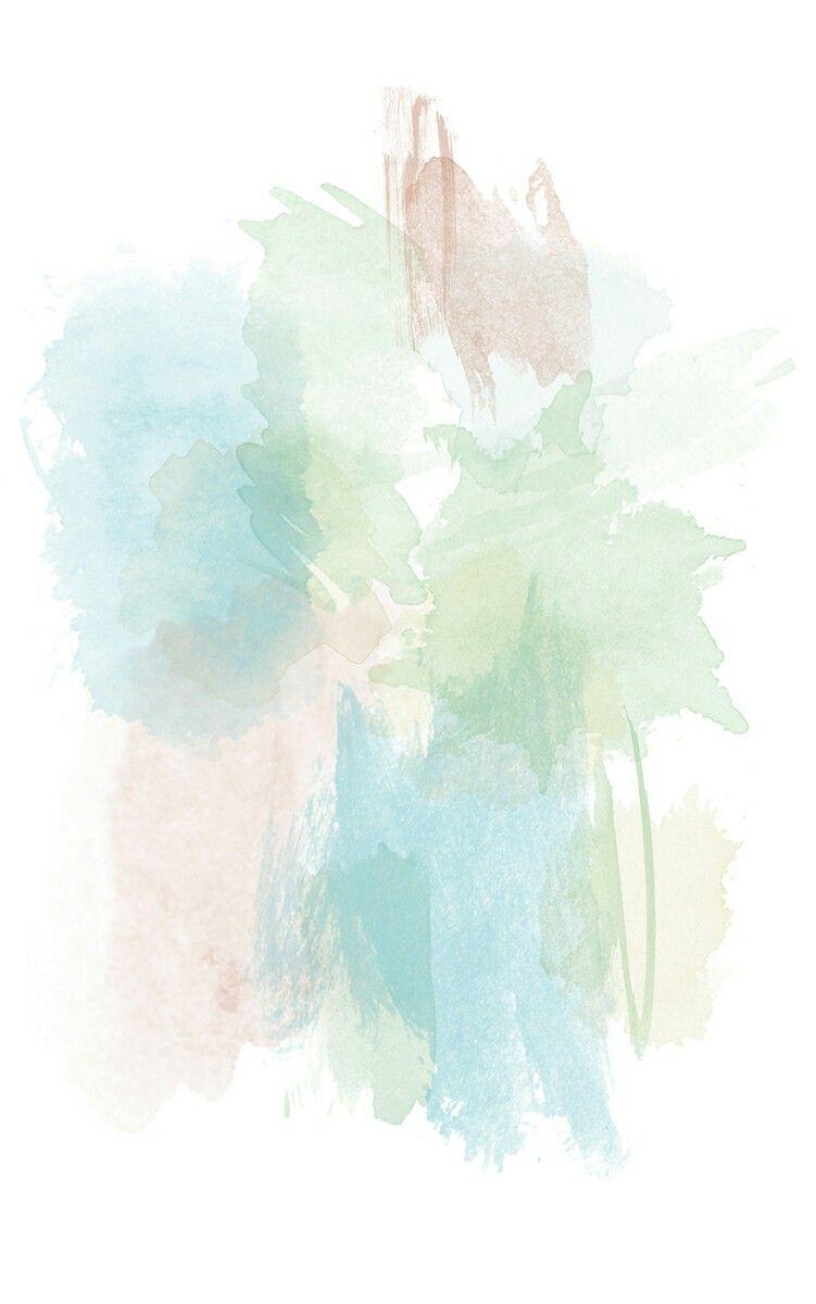 Pin Oleh Pwplg Di Watercolor Abstrak Seni Dan Gambar