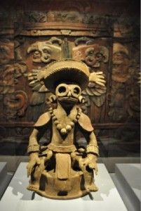 Maya 2012 - Lords of Time Exhibit at Penn Museum