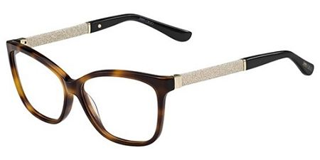 10988fd6febb Jimmy Choo Jimmy Choo 105 Eyeglasses with Free Ground Shipping