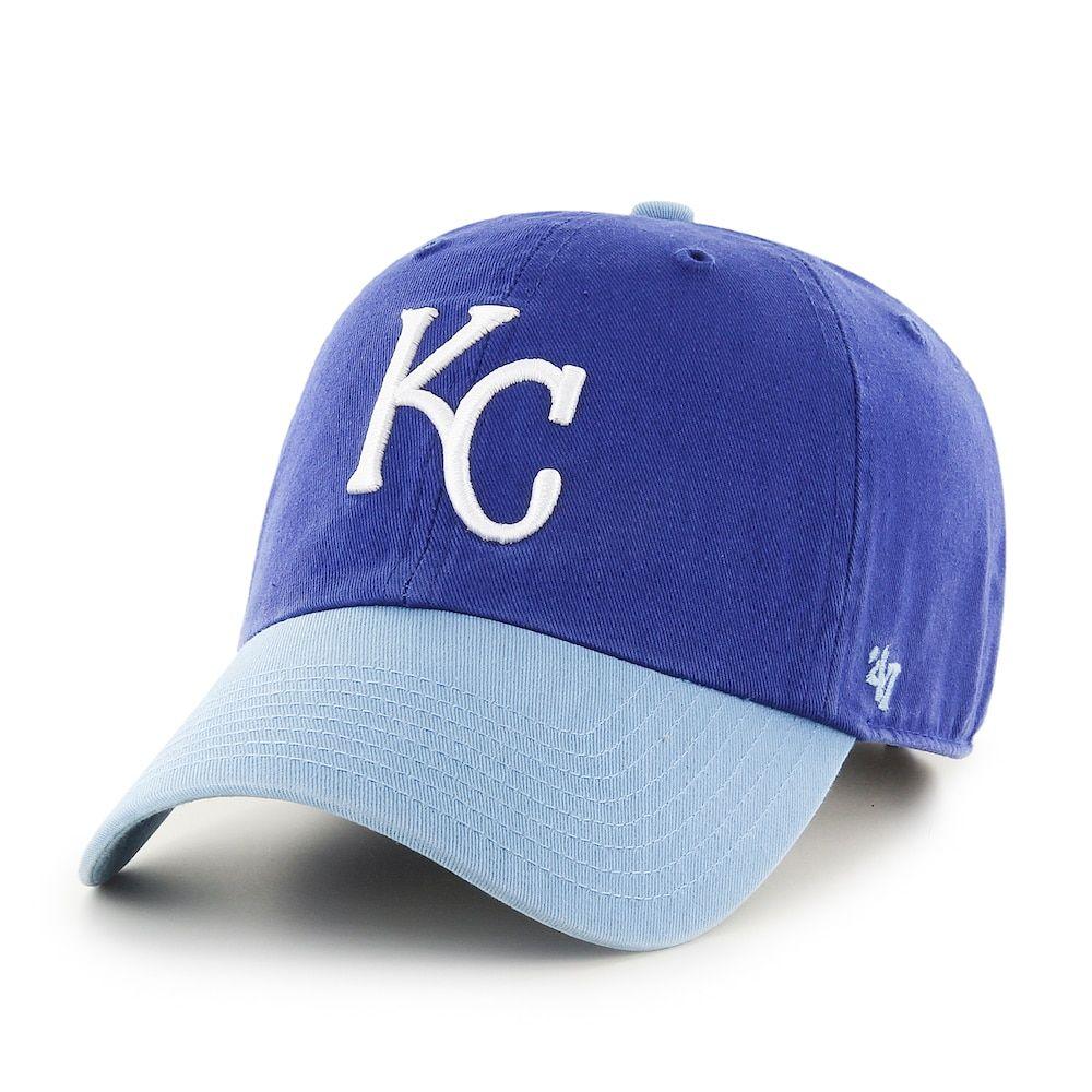 5e04cc7b 47 Men's Kansas City Royals Two-Toned Clean Up Hat   Products   Hats ...