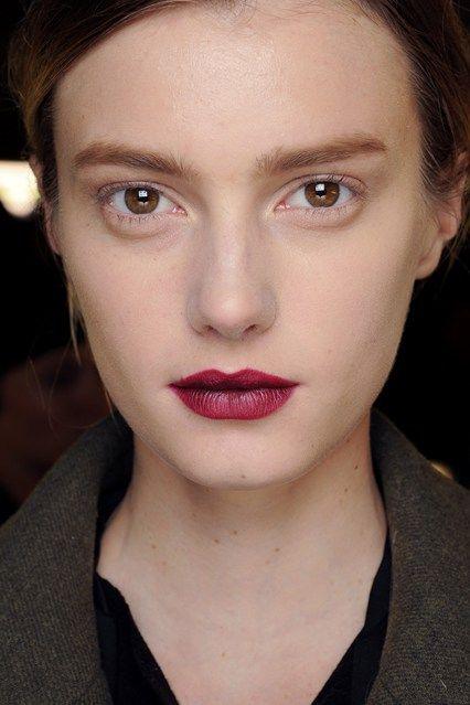 Party Beauty Inspiration: Autumn/Winter 2013 Hair & Make-Up (Vogue.com UK)