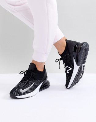new style d5110 6a4c0 Nike - Air Max 270 - Baskets en tissu Flyknit