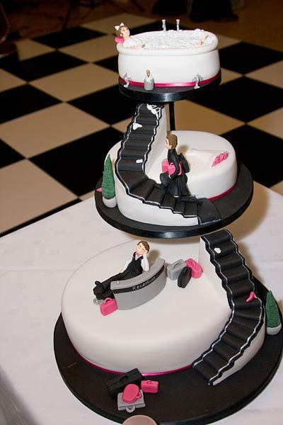 50s Style Cakes Seen One Like That Before I Love The