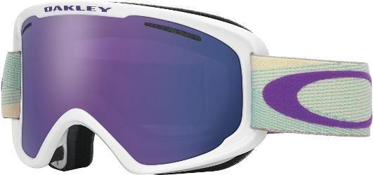 1395f25e6ec1 Oakley Women s O2 XM Snow Goggles Geo Twill Purple Blue Violet Iridium
