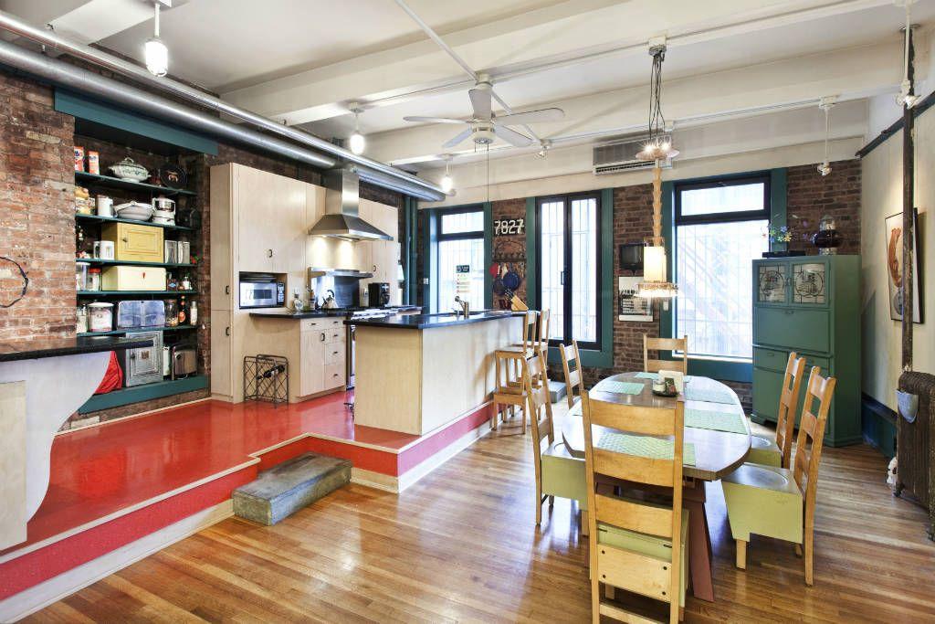 46 Great Jones Street Nyc rooms, New york city apartment