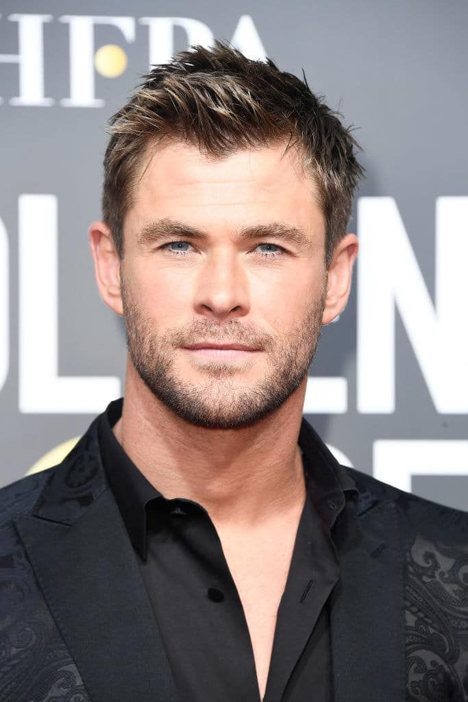 This Is What 16 Of The Hottest Men In 2018 Looked Like In