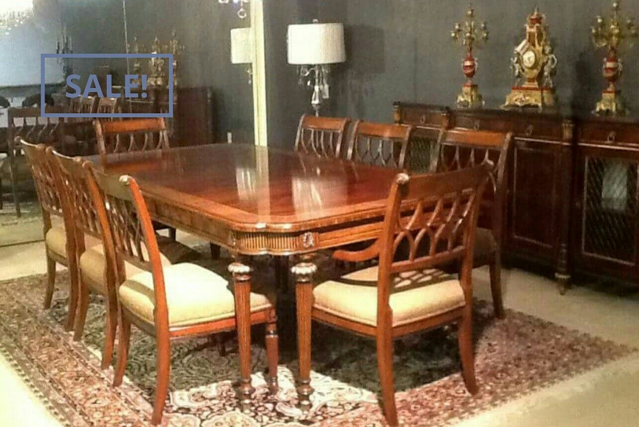 Save Up To 70 On Our Entire Stock Of Blums Fine Dining Rooms During