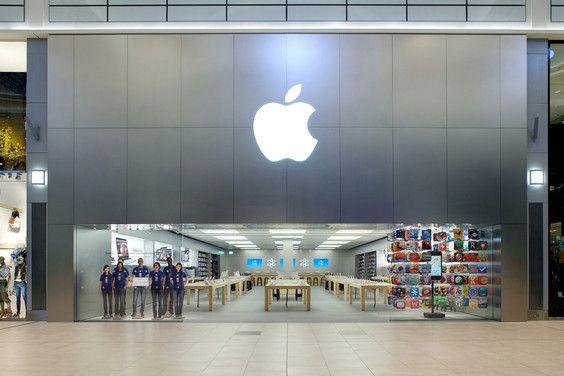 Apple Store Eldon Square St Andrew's Way Newcastle upon