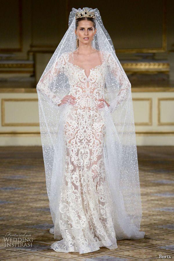 Wedding Dresses For   New York : Wedding dresses new york bridal runway show