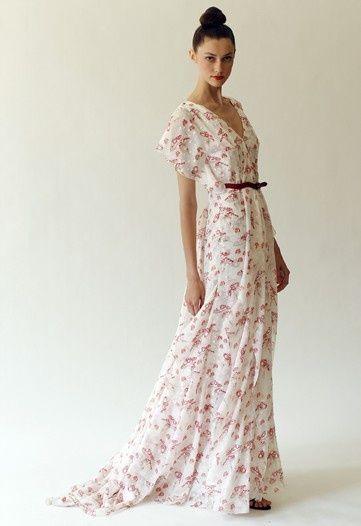 Carolina Herrera's dress