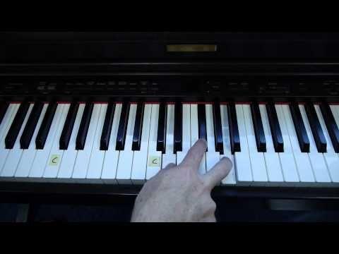 Easy To Play Piano Jesus Messiah Matt Mccoy Youtube Piano