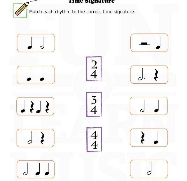 1000+ images about Meter/Time Signature on Pinterest   Elementary ...