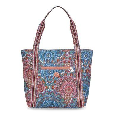 VIDA Tote Bag - SEPERATION OF COLOR by VIDA