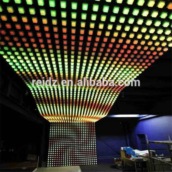 Led Ball 3d Led Pixel Curtain Led Ball Video Curtain Effect For Christmas Weddig Party Homw Party Magic Ball Light Led Crystal Magic Ball Led Christmas Lights