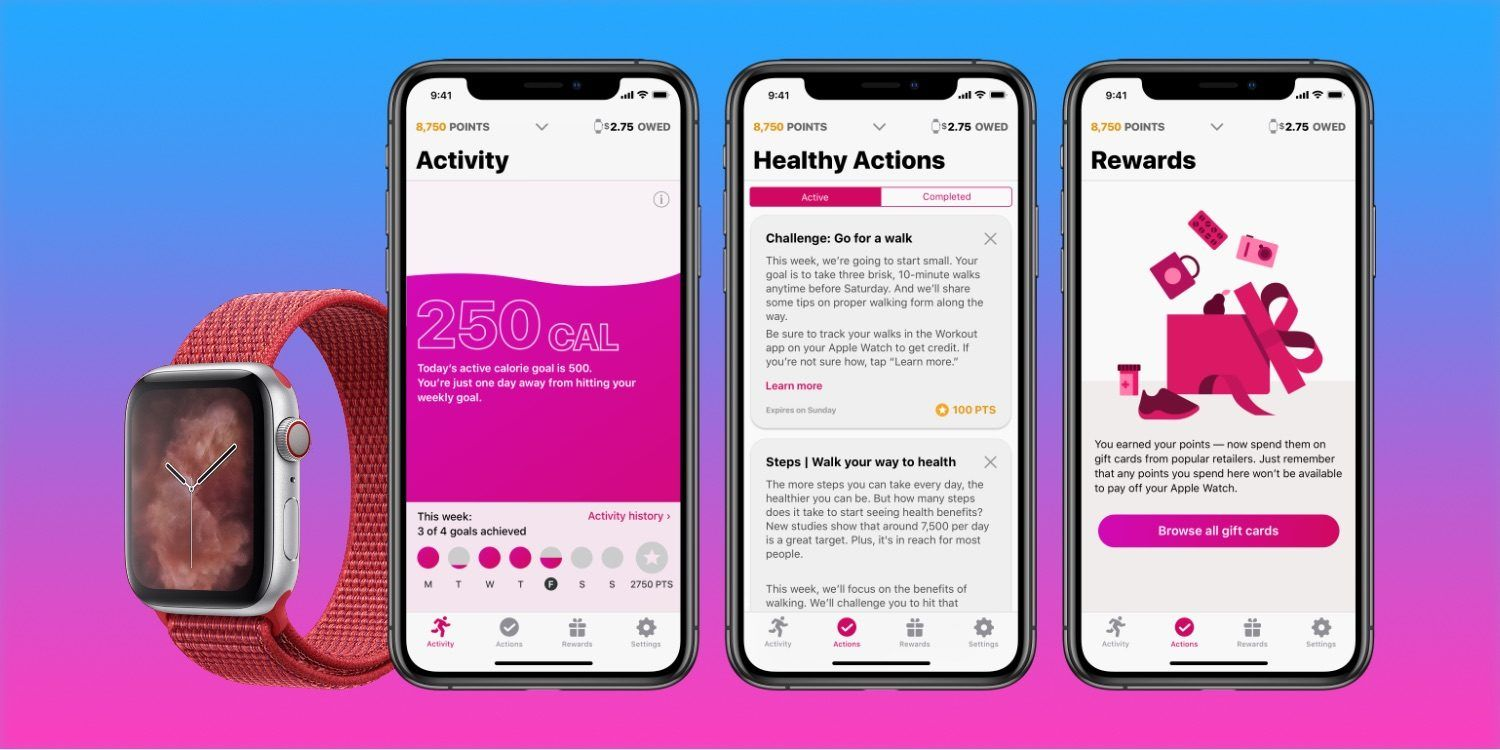 Aetna Insurance Customers Can Now Earn A Free Apple Watch With New
