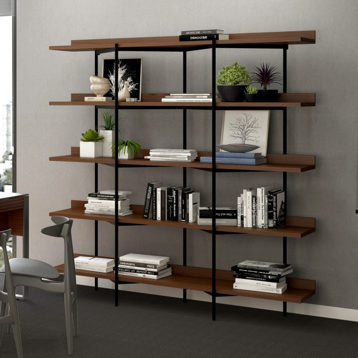 Modern Living Room Shelves Shelving Units And Bookcases Bdi Furniture Living Room Shelves Shelving Shelves