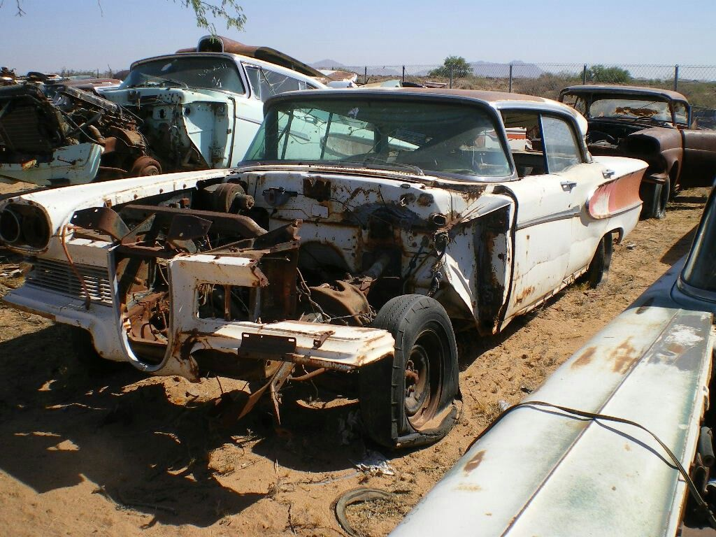 A new treasure chest of old cars - AcuraZine - Acura