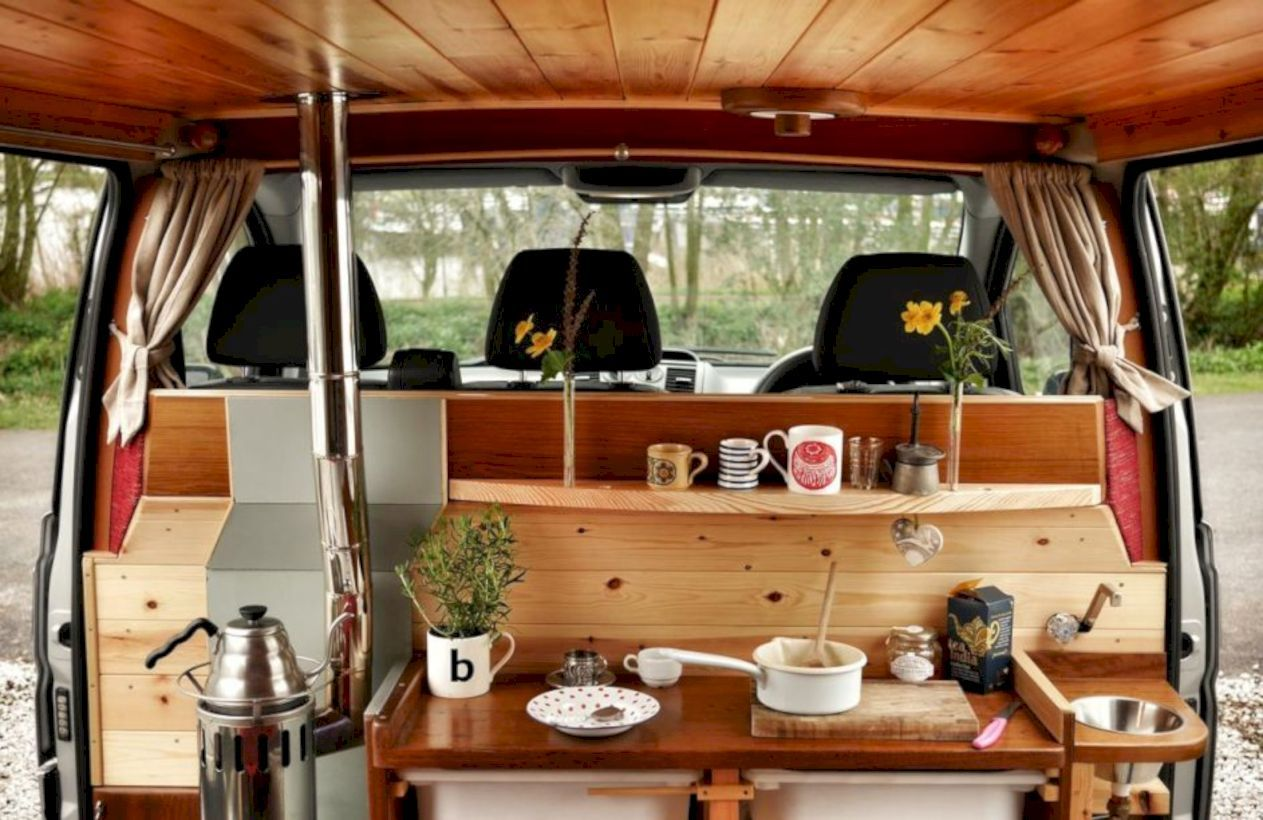 brilliant rv conversion hacks to hit the road rv and storage