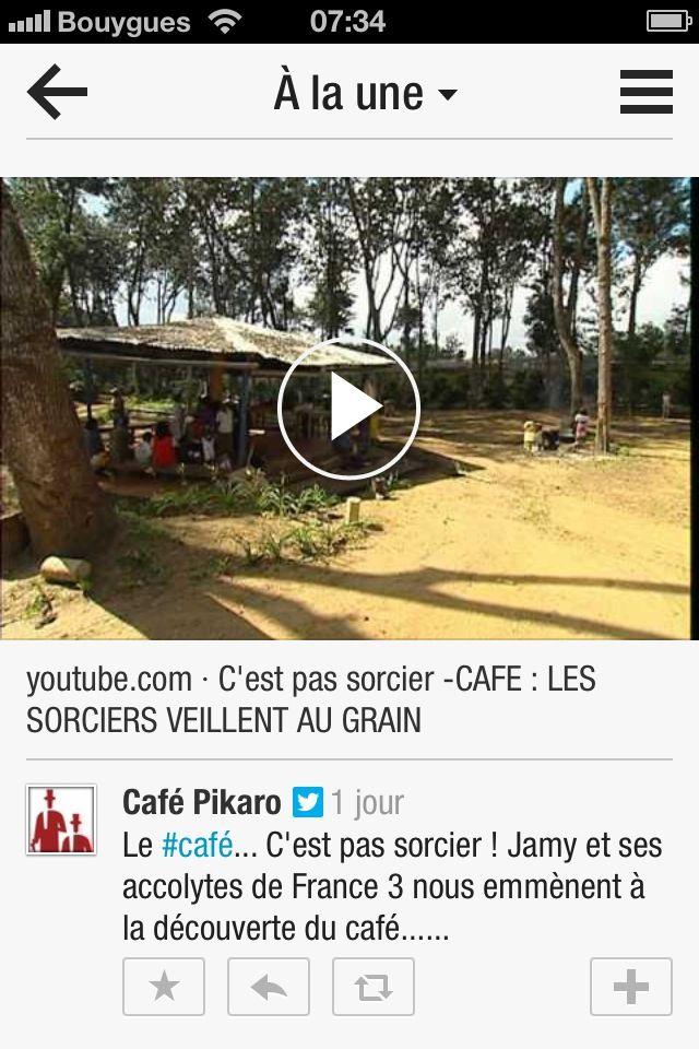 Vidéo café sur la chaine YouTube de la Torréfaction Pikaro https://www.youtube.com/channel/UC1QlgcHqCL6lWb-lFlVOwTQ
