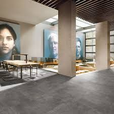 keramische tegels met betonlook