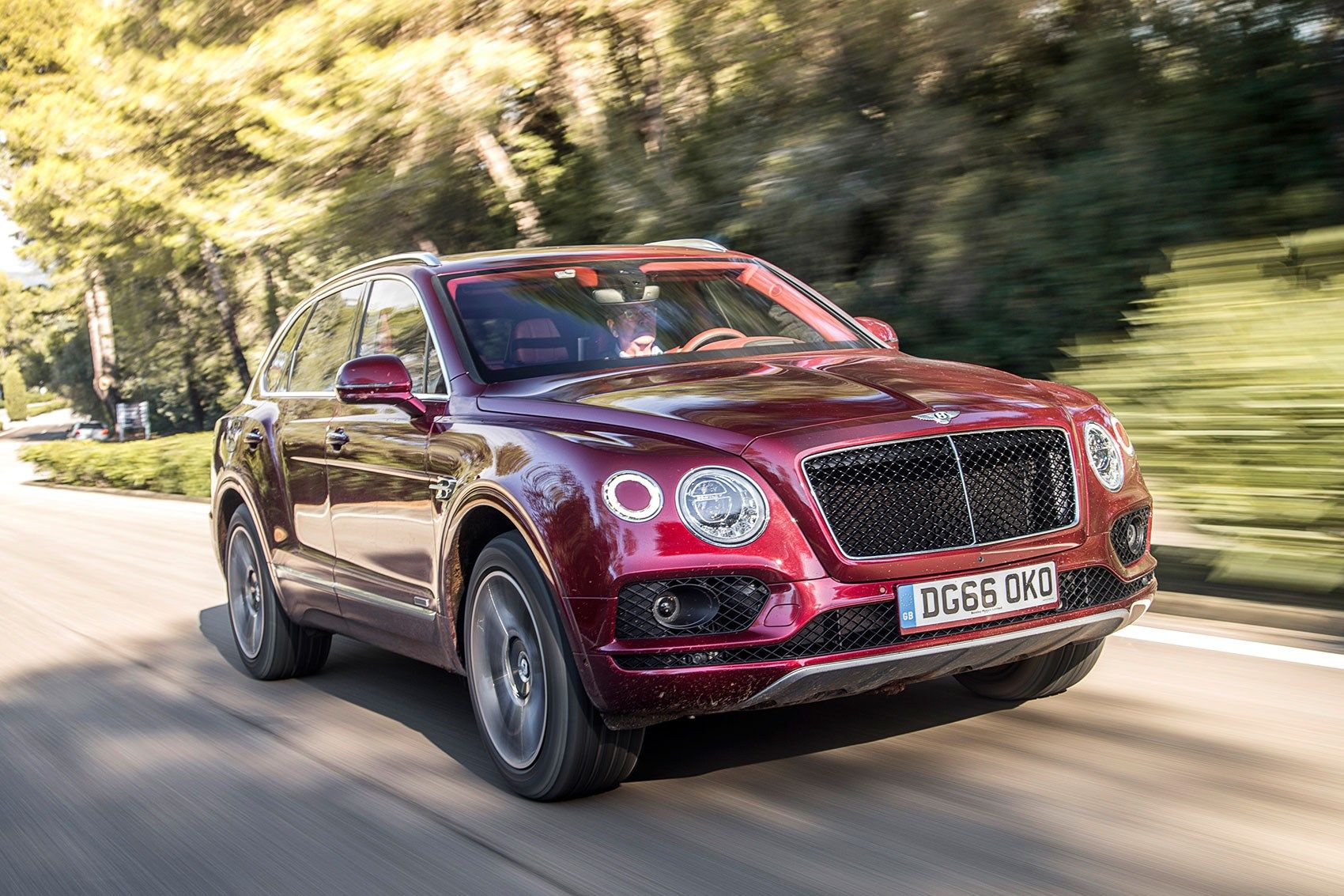 Bentley Bentayga Diesel expert review by CAR magazine UK full UK